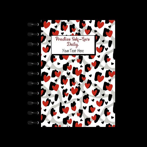 Queendom Hearts Self-Care Journal