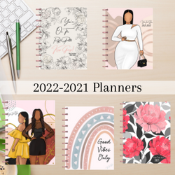 2021-2022 PLANNERS