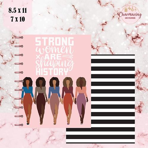 """""""International Women's Day"""" Planner Cover Set"""