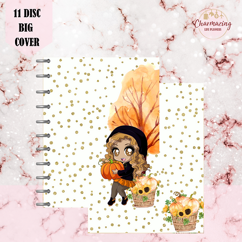 Fall In Love With Bella Planner Cover Set