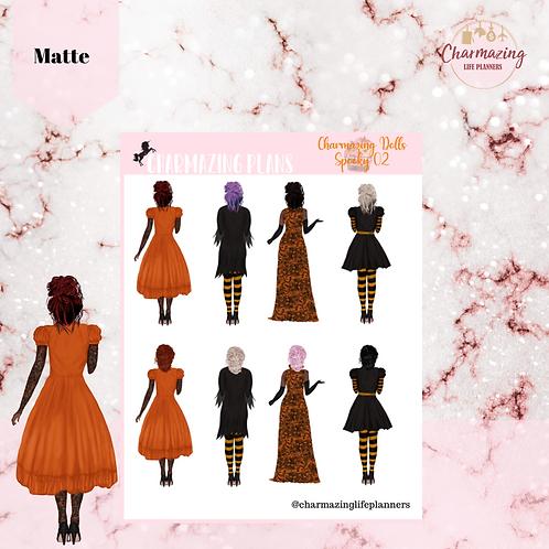 Spookish Charmazing Dolls: Orange Boo-tifulGlam
