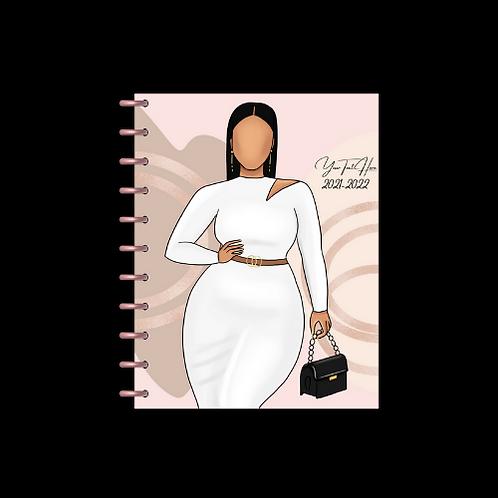 2021 Melanin Boho Chic Dashboard Charmazing Planner