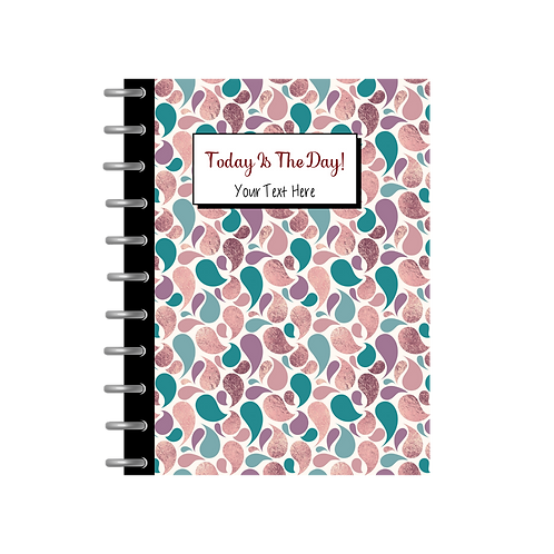 Daily Notebook -Teal