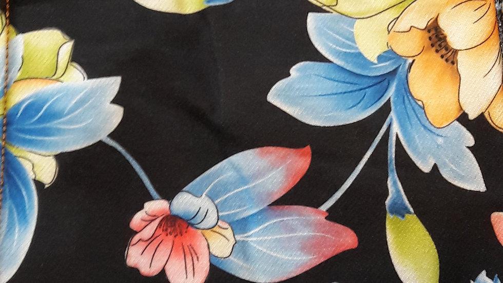 Leggings: Floral