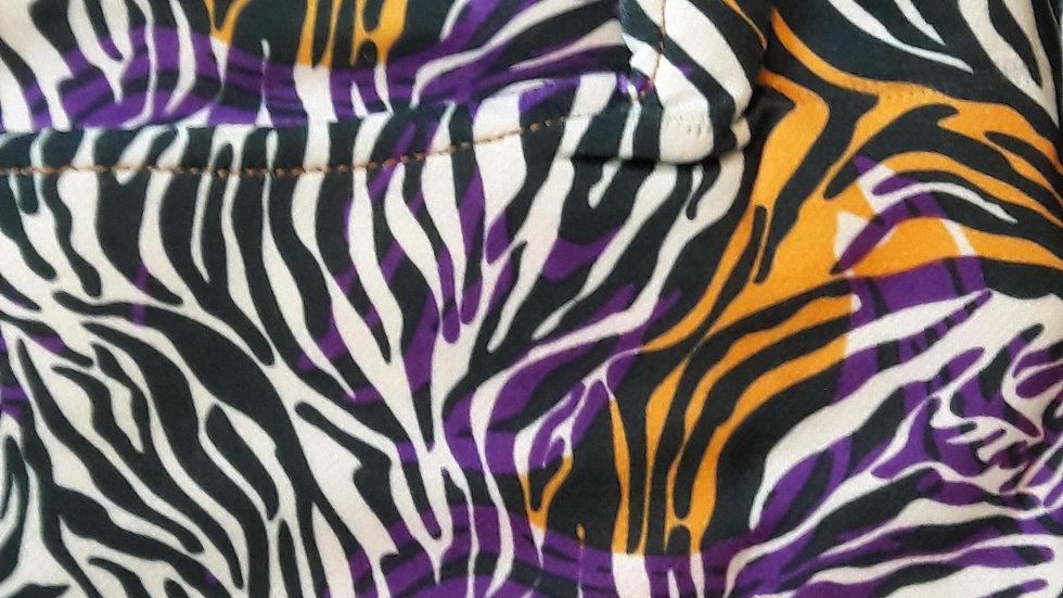 Leggings: Jungle Print