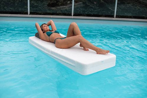JUSTINE | PoolBed | 180x74xh18 cm