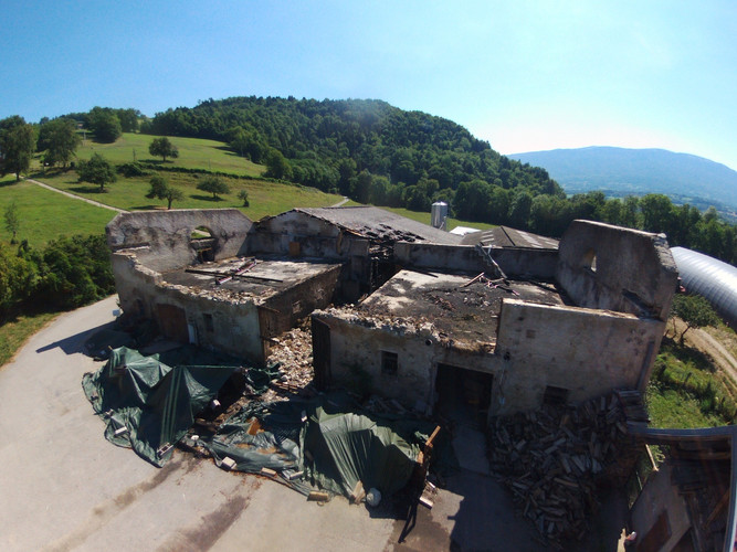 Bâtiments Agricoles - SAINT SYLVESTRE (74)
