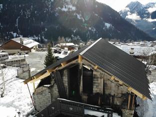 Chalet d'habitation de 3 logements - CHAMPAGNY EN VANOISE (73)