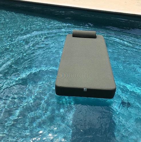 CHRISTOPHE | Le PoolBed Kaki | 180x74xh18 cm