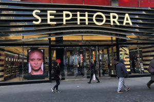 Sephora à New York City : LE magasin digitalisé