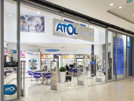 Atol dévoile son concept store