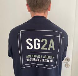 Tee-Shirt SG2A