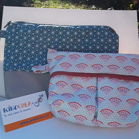 Pochettes Kinocrea - Idées cadeaux