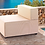 Thumbnail: SERENA | Fauteuil outdoor | 80x80, assise 38, dossier 25 cm