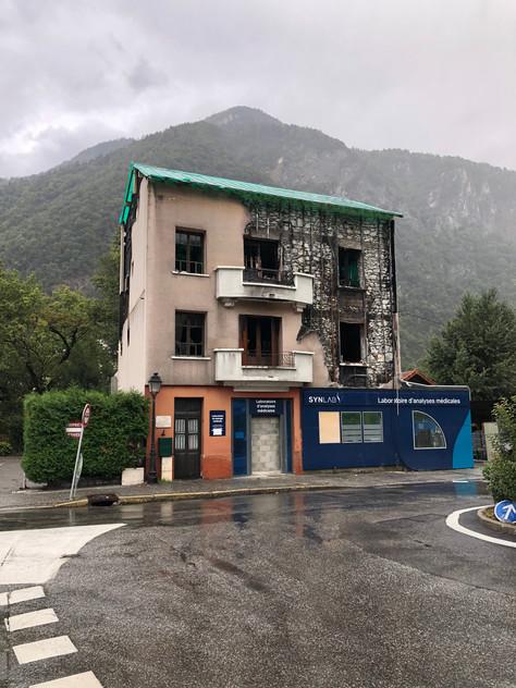 Bâtiment de 2 logements - MOUTIERS (73)