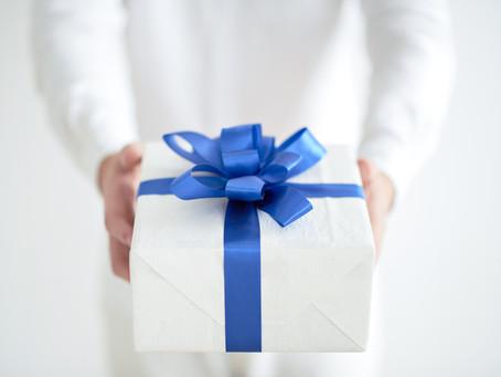 Les chèques cadeaux