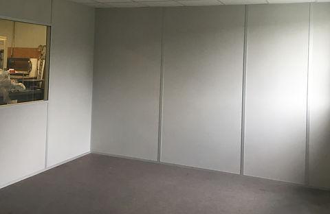 cloison de doublage mur