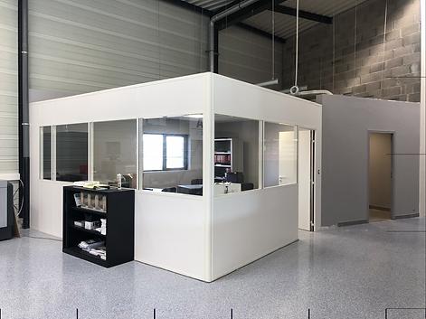 SG2A Cabine atelier