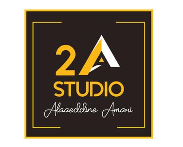 Logo 2A STUDIO