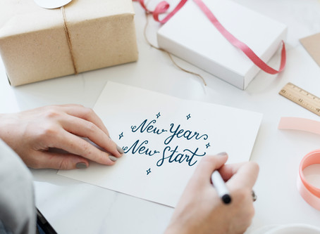 La carte de vœux : une occasion de communiquer !