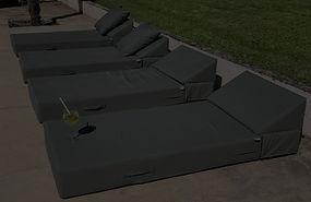 bed exterieur cozip