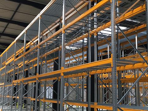 SG2A Rayonnage industriel