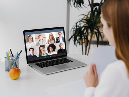 Réussir une réunion en visio-conférence