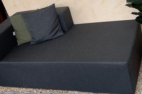 SERENA | Outdoor day bed | 160x80cm, seat 38cm