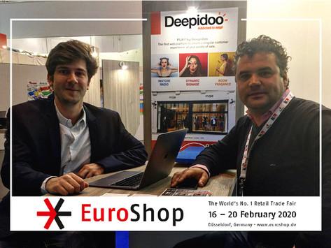 Deepidoo présent à Düsseldorf pour l'EUROSHOP