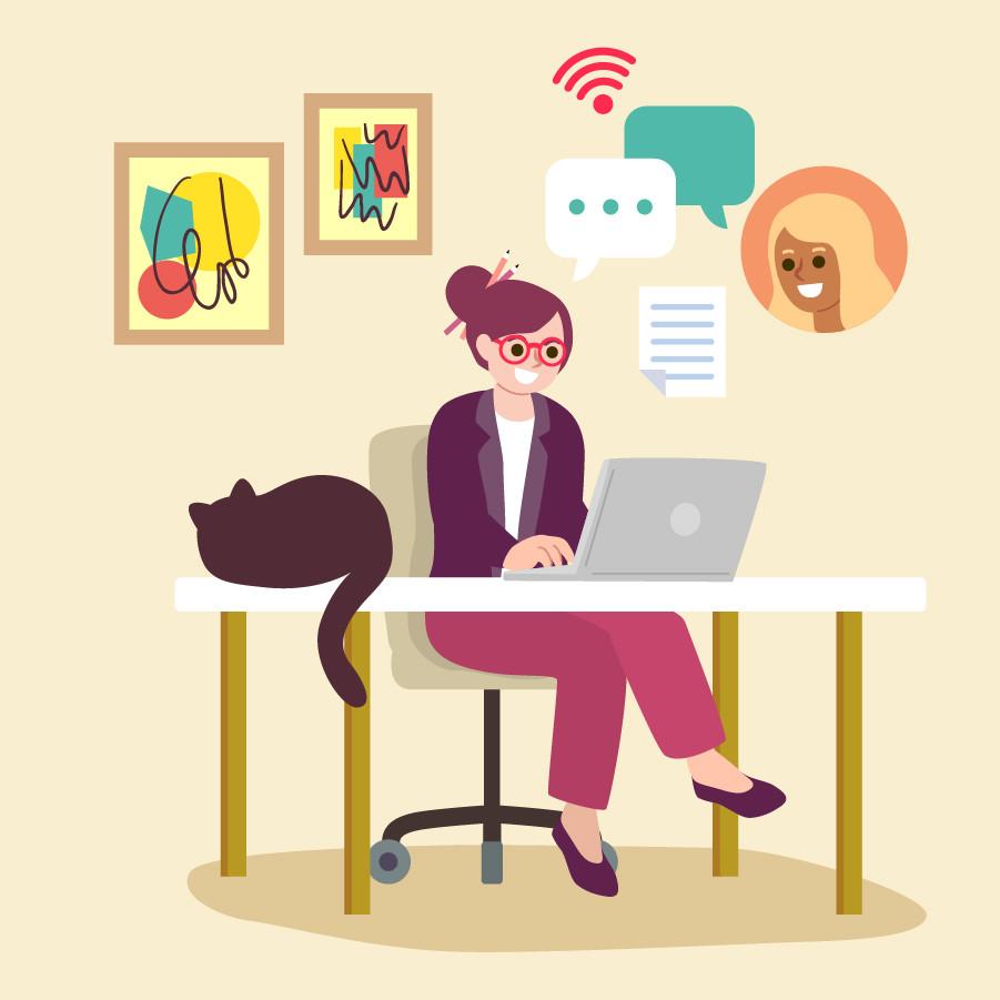 woozjob-recrutement-garder-lien-collaborateurs-a-distance