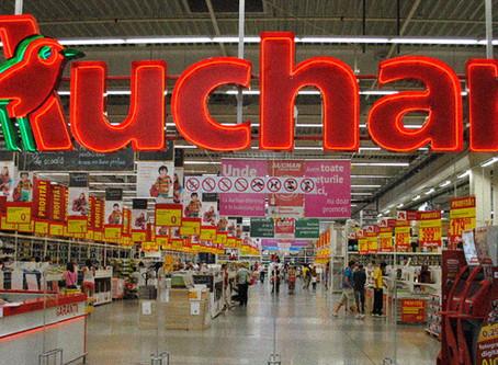 Auchan entame son déploiement digital