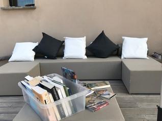 Canape exterieur COZIP Mobilier outdoor