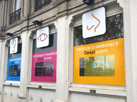 Booster l'expérience client avec des vitrines digitales !