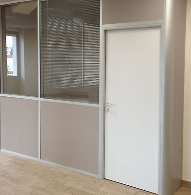 SG2A Porte de cloison de bureau
