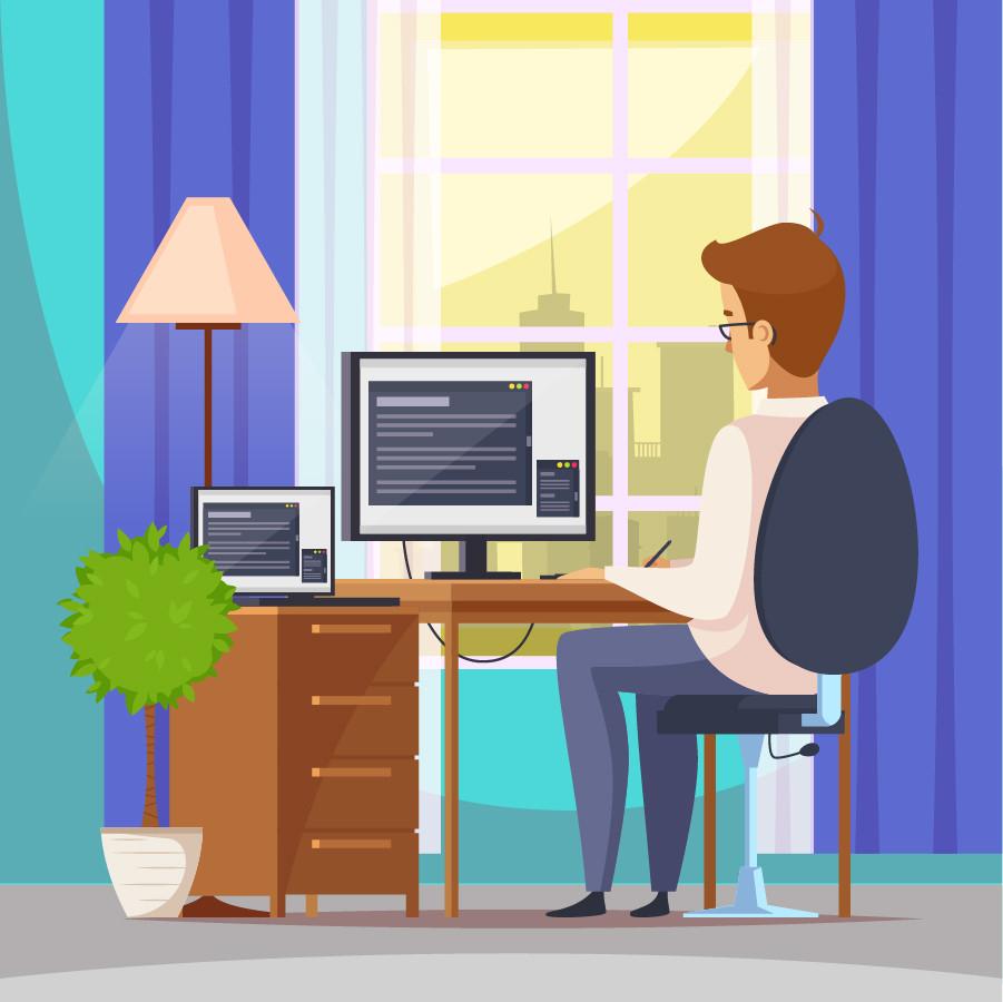 woozjob-recrutement-blog-rester-efficace-teletravail