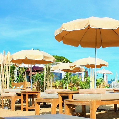 TIKI | Matelas de plage | 180x60xh10 cm