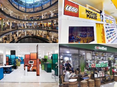 Les innovations magasins qui nous ont marquées