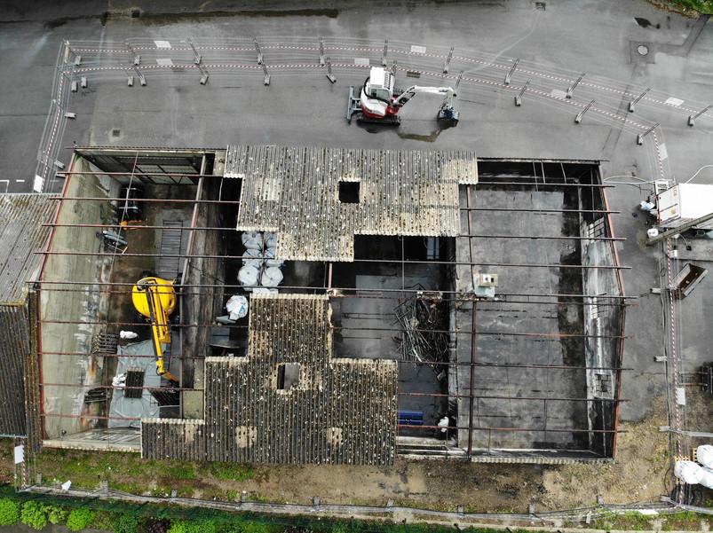 Bâtiment industriel - AIN (01)