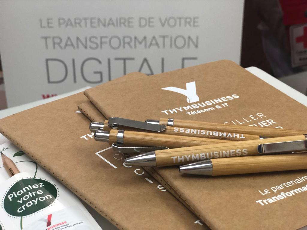 Carnets et stylo THYM BUSINESS