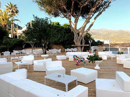 Hôtel DOLCE VITA AJACCIO Mobiliers extér