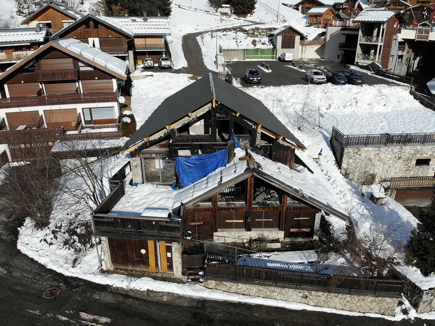 reference EXETEC - CHAMPAGNY EN VANOISE