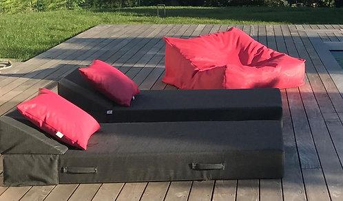 Bed de piscine COZIP
