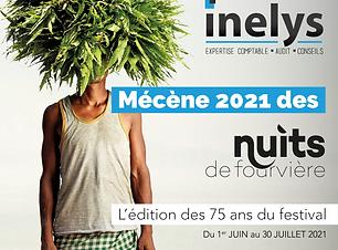 INELYS mecenat Nuits de fourviere