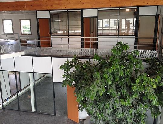 SGA Cloison de bureaux