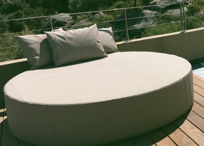 Beds ronds MASSA
