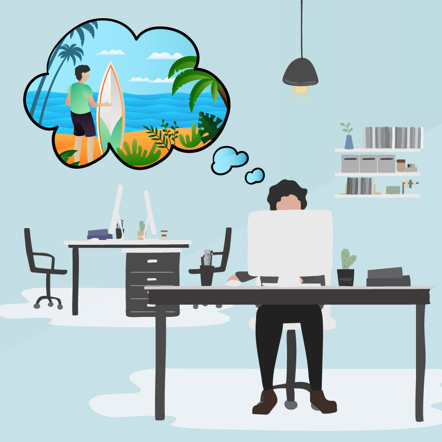 blog-woozjob-recrutement-7-choses-a-faire-au-bureau-durant-l-ete