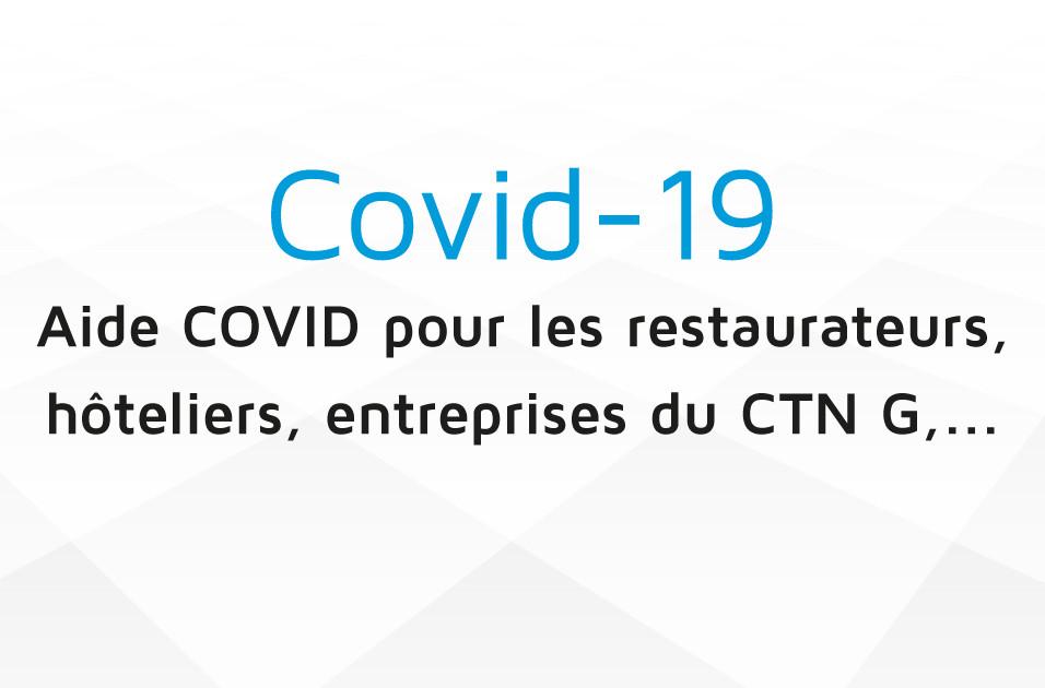 covid-19 - charges des coûts fixes - cuisine