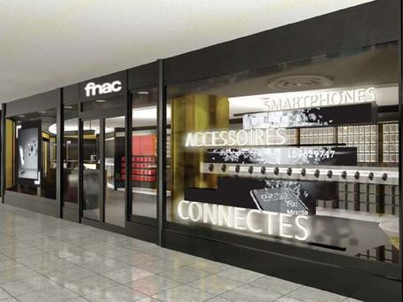 Fnac Connect : le nouveau digital store