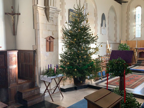 Merry Christmas from St. Mary's
