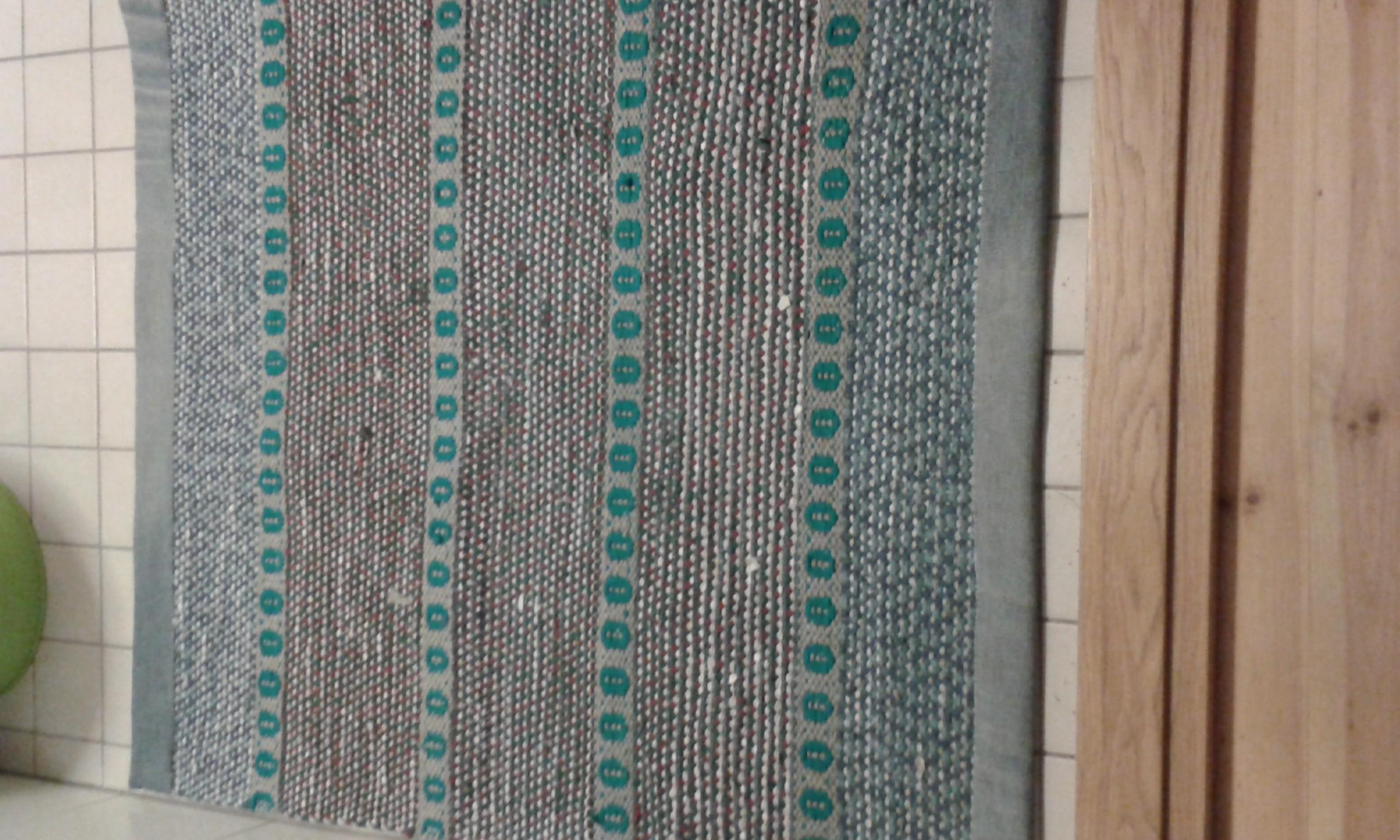 Kylpyhuoneen matto